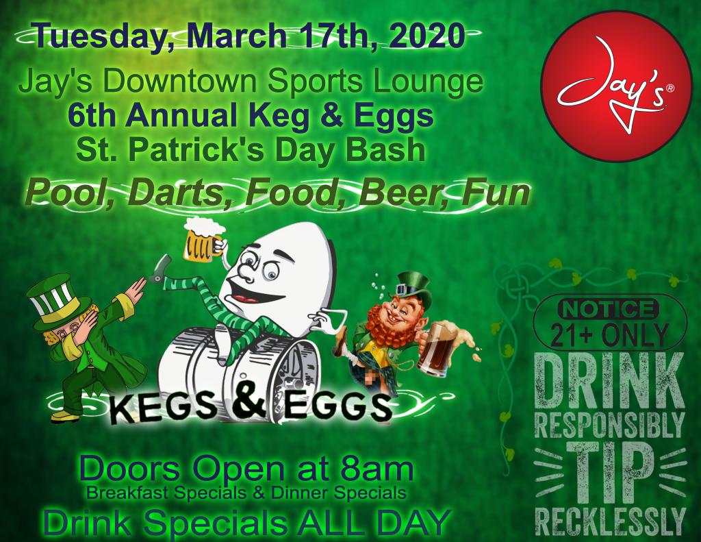 2020 Kegs Eggs