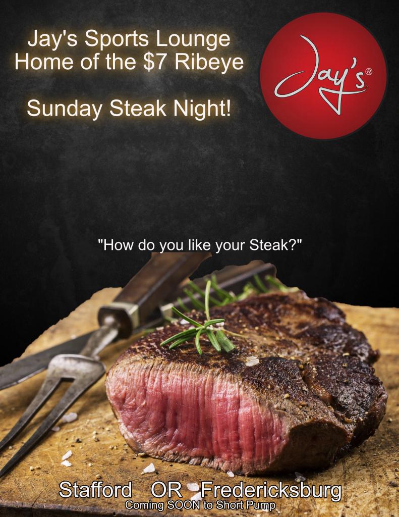 $7 Steak Ad